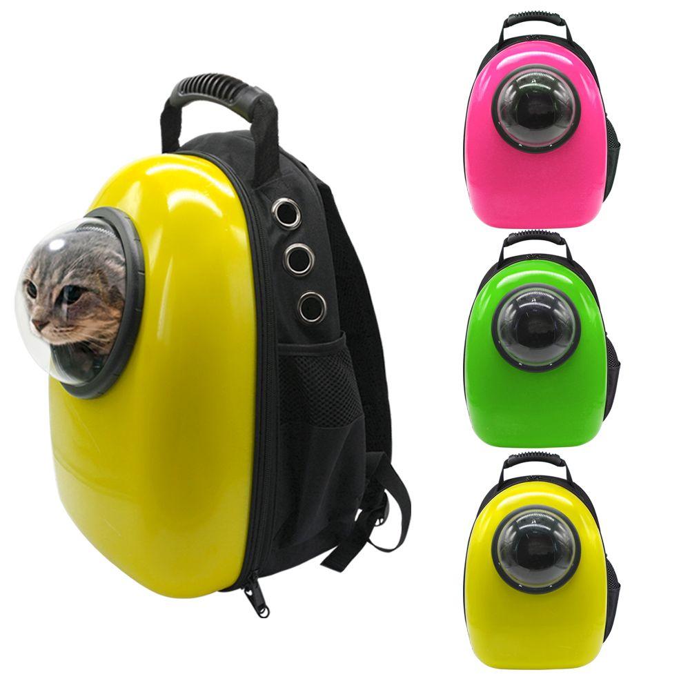 pas cher capsule spatiale pet carrier respirant pet voyage portable sac transporteur pour chat. Black Bedroom Furniture Sets. Home Design Ideas