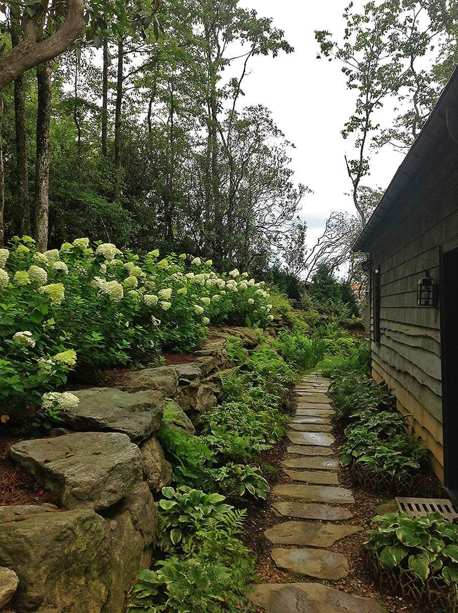 Alex Smith Garden Design Ltd Highlands Nc Ii Landscaping Around House Landscaping Atlanta Garden Pathway