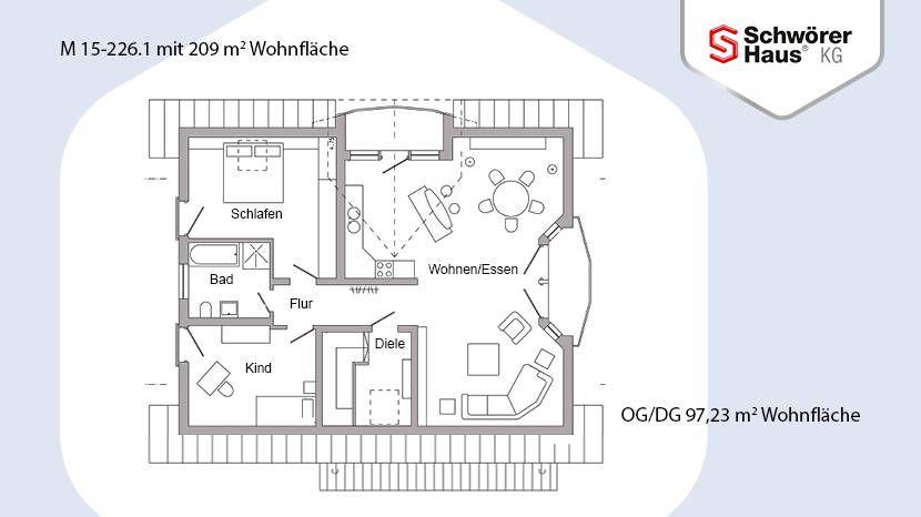 Schwörer Haus Kg haus mit einliegerwohnung m 15 226 1 schwörerhaus kg