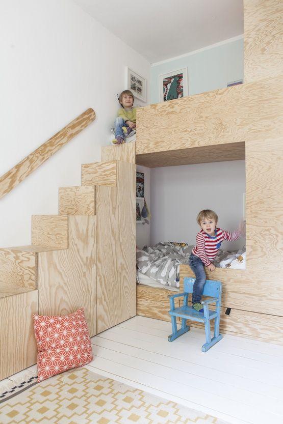 kinder hochbett j ll tofta hochbett pinterest hochbett kinderzimmer und bett. Black Bedroom Furniture Sets. Home Design Ideas