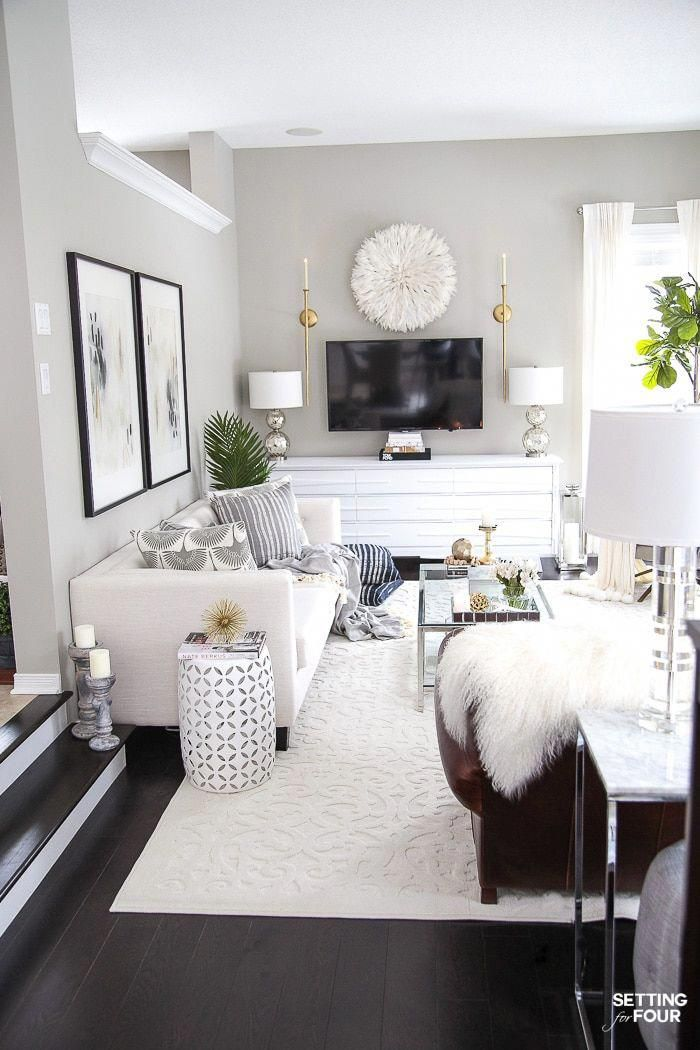 Living room makeover and design ideas new tv stand wall art rug  also best images in rh pinterest
