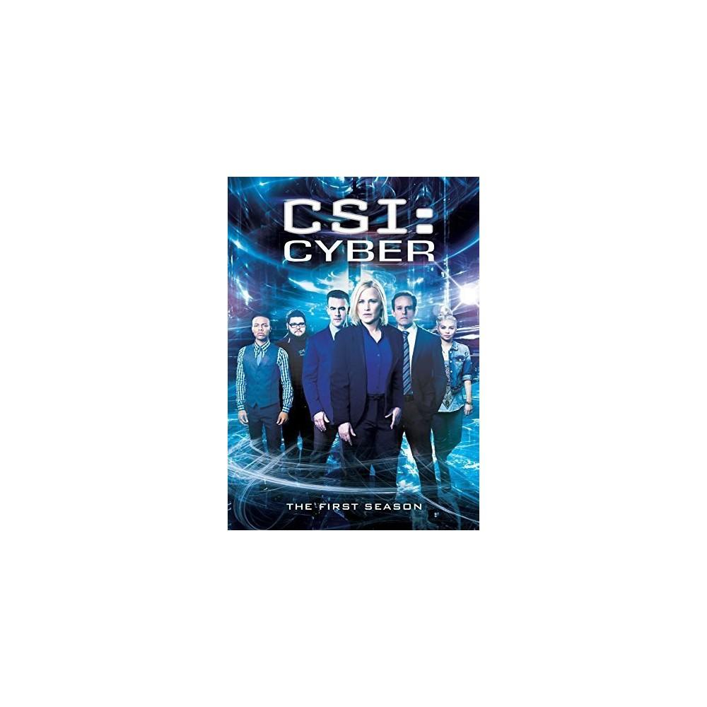 Csi: Cyber: Season One [4 Discs]