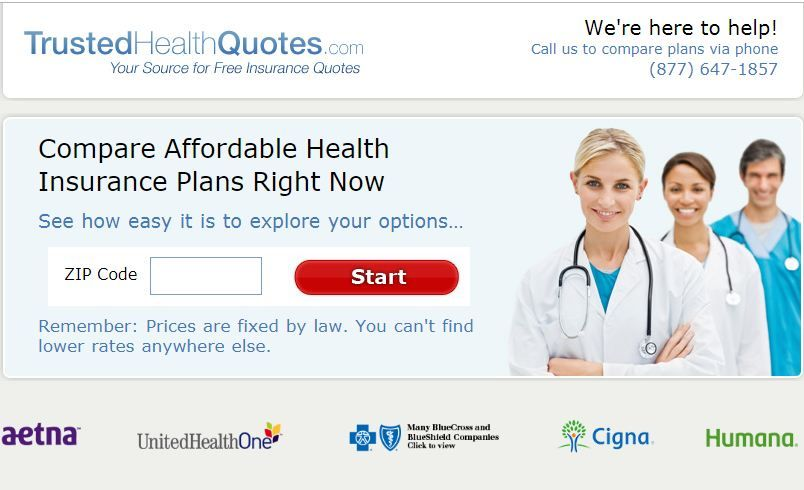 Get Your Free Health Insurance Quotations To Find The Best One For