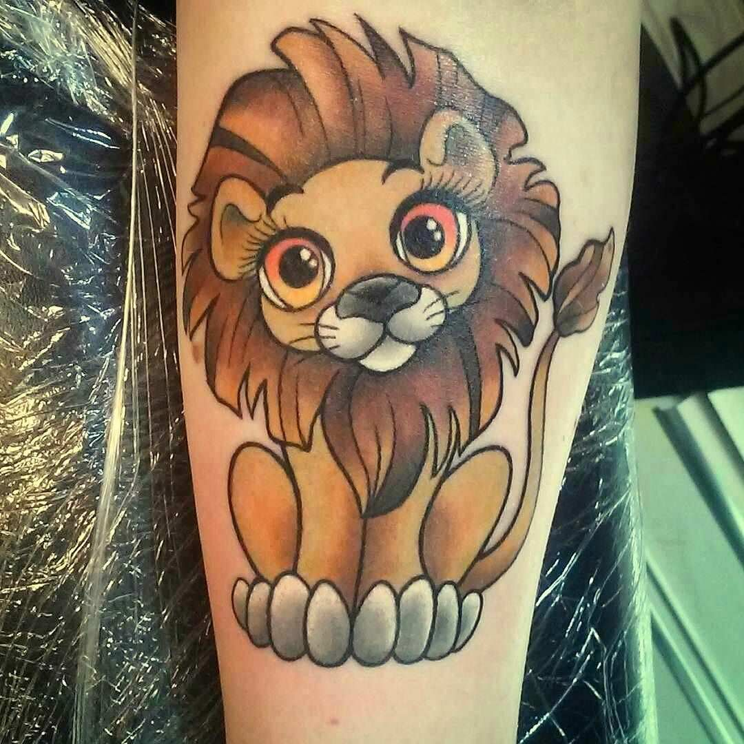 take a look at some of the craziest and best lion tattoos ever
