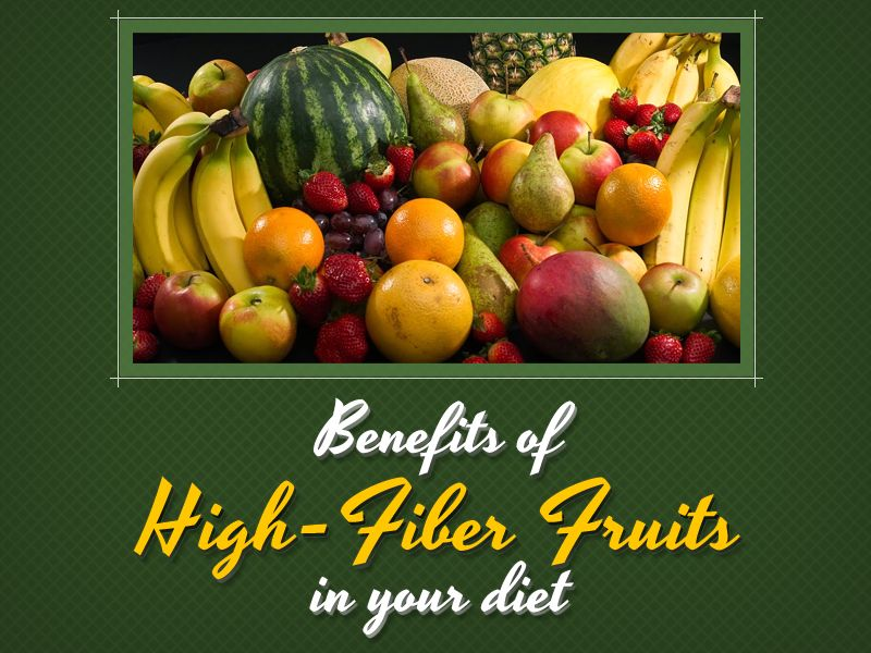 Benefits of high-fiber #fruits in your diet: A recent study in men age 65 and older showed a special benefit to eating a diet rich in high-fiber fruit. This appears to slow the progression of the #periodontaldisease. #fiberfruits