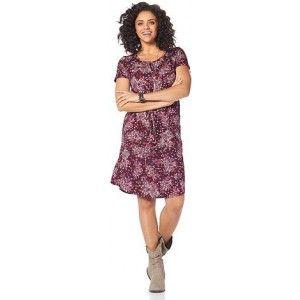 Gezien op beslist.nl: BOYSEN\'S Jersey-jurk met rijgkoord