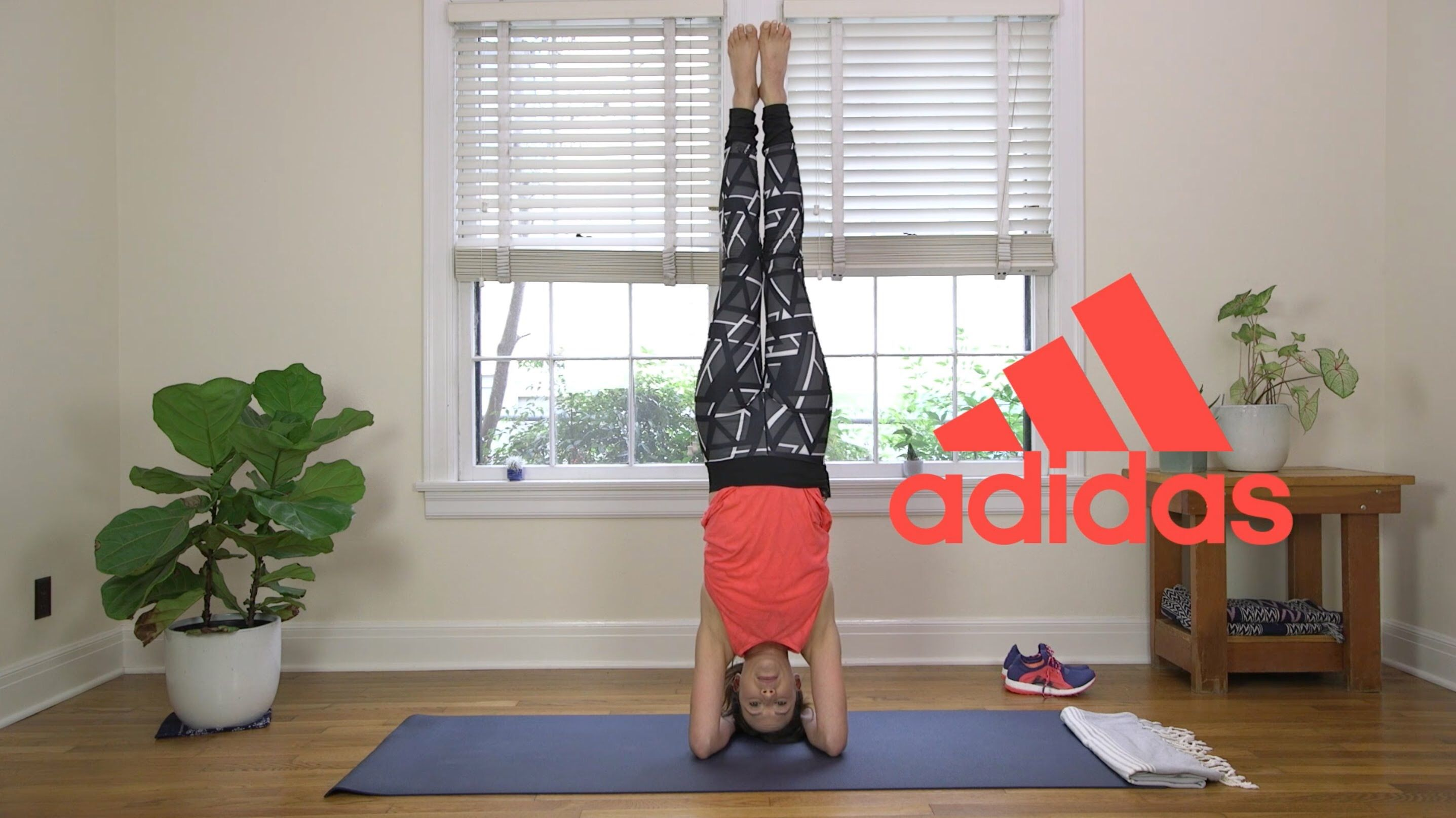 Adriene Mishler Becomes The New Face of Adidas Yoga Clothing