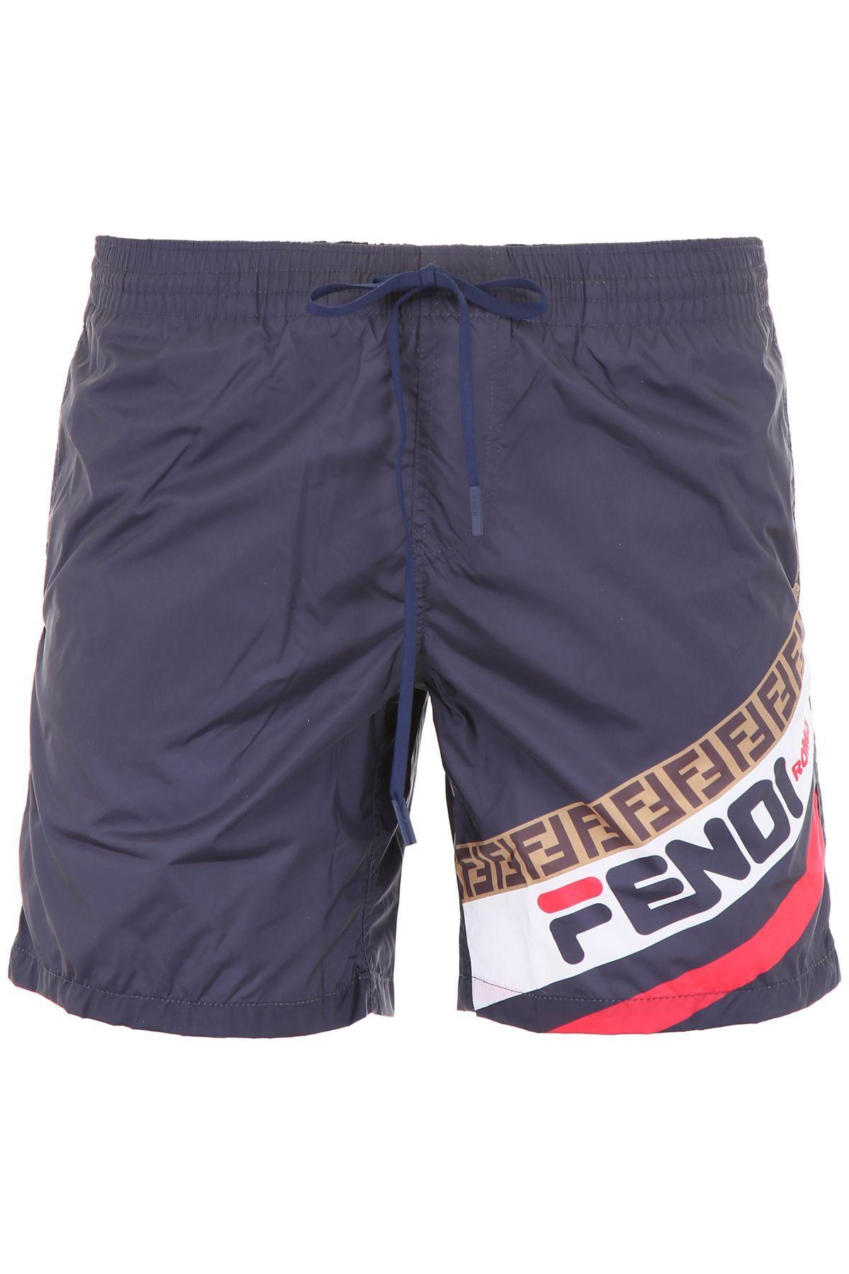 f84213119a FENDI MANIA SWIM SHORTS. #fendi #cloth | Fendi | Fendi, Swim shorts ...