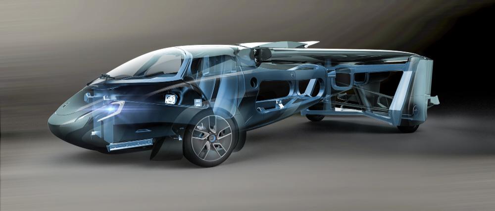 Aeromobil 4 0 Stol Aeromobil Flying Car In 2020 Flying Car Car Live Wire