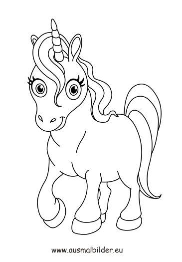 Malvorlage Einhorn Google Suche Ausmalbilder Malvorlage Einhorn Einhorn Zeichnen