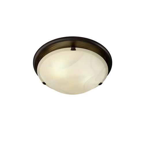 Decorative Fan Light 80cfm 2 5 Sone At Menards Oil Rubbed