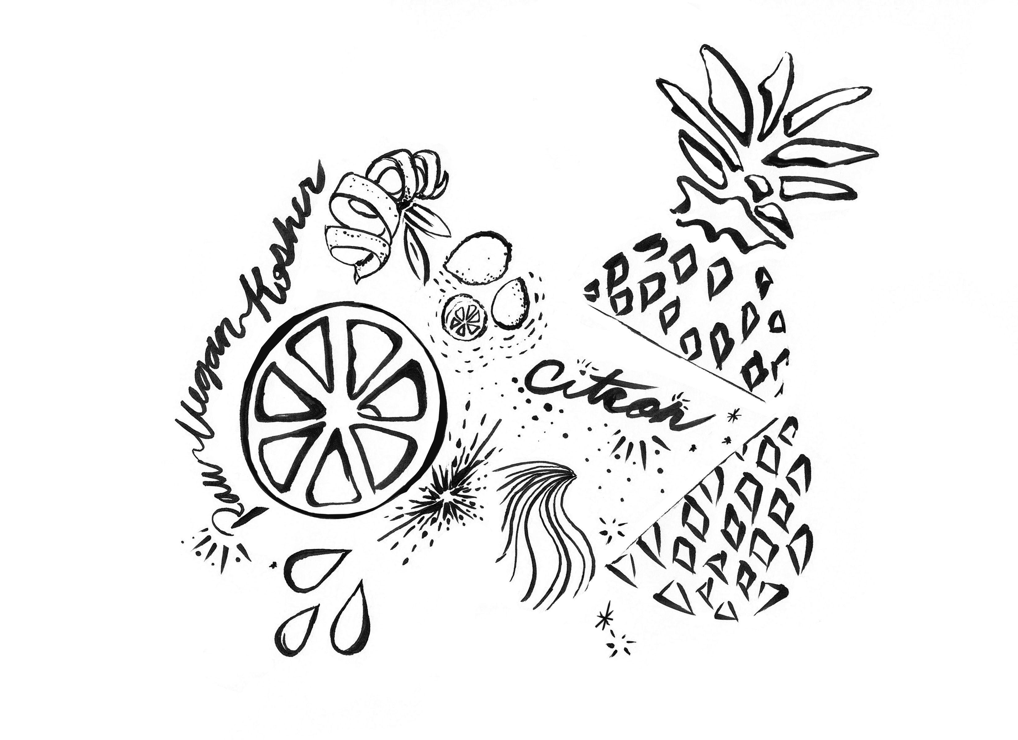 Citron - Illustration