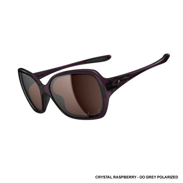 c8ed9b6e36 Oakley Women s Overtime Polarized Sunglasses - Crystal Raspberry   OO Grey  Polarized Lens OO9167-05