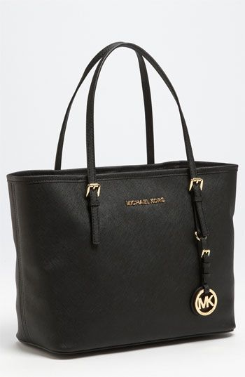 2c96559c7d9b MICHAEL Michael Kors 'Jet Set - Small' Travel Tote available at #Nordstrom