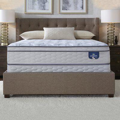 10 Firm Pillow Top Mattress Adjustable Bed Frame Mattress