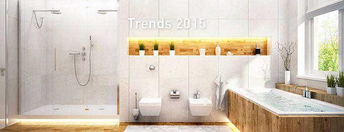 Drei wichtige Badezimmer-Trends für 2015 | | Nice in 2019