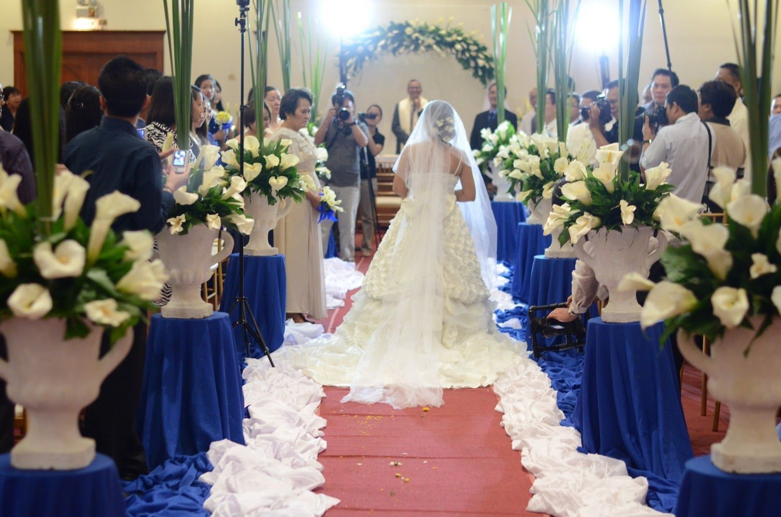 Wedding Decorations Ideas For Church Addicfashion