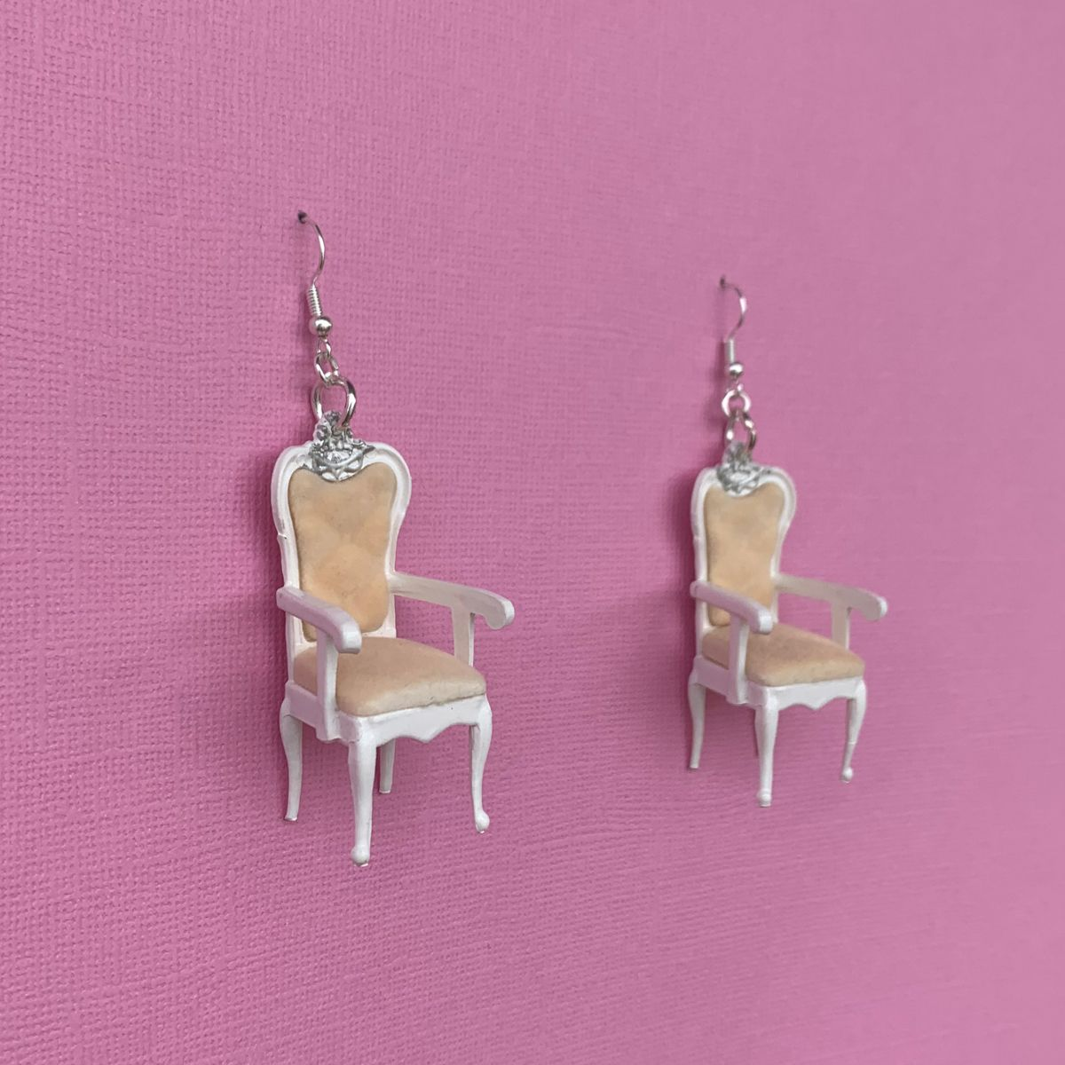 Chair Earrings In 2020 Earrings Statement Earrings Stud Earrings