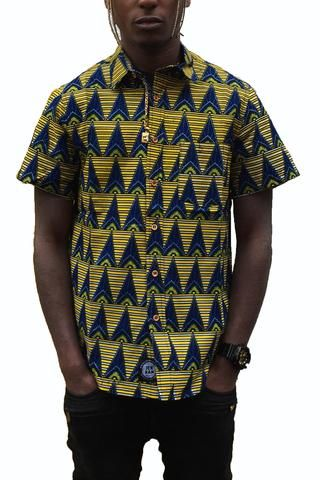 Baniakang 2016 - Short-Sleeved Shirt - Men's