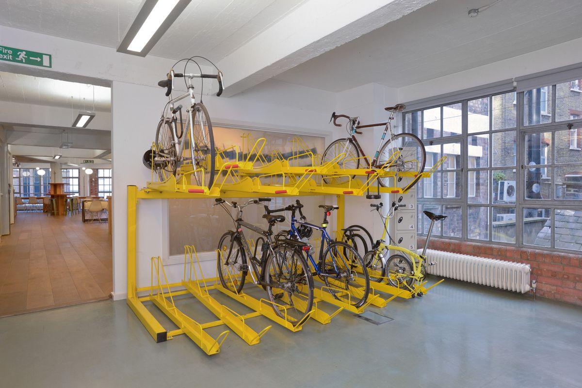 Office tour: ideo offices u2013 london office floor pinterest