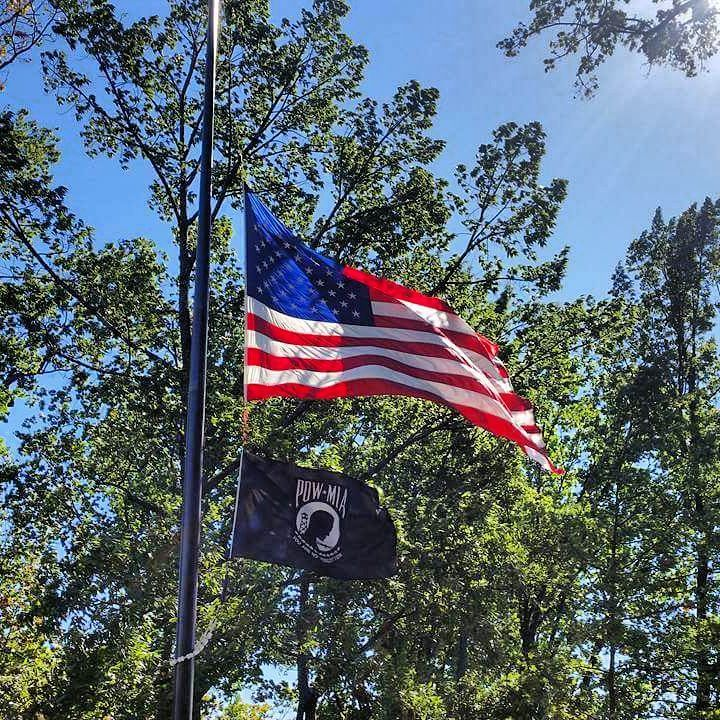 The Flag At The Vietnam Veterans Memorial Is At Half Staff In Recognition Of The 35th Annual Nation Vietnam Veterans Memorial Vietnam Veterans Memorial Weekend
