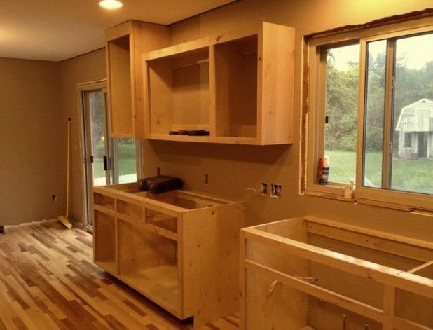 Simple Steps On How To Build Kitchen Cabinets Easily
