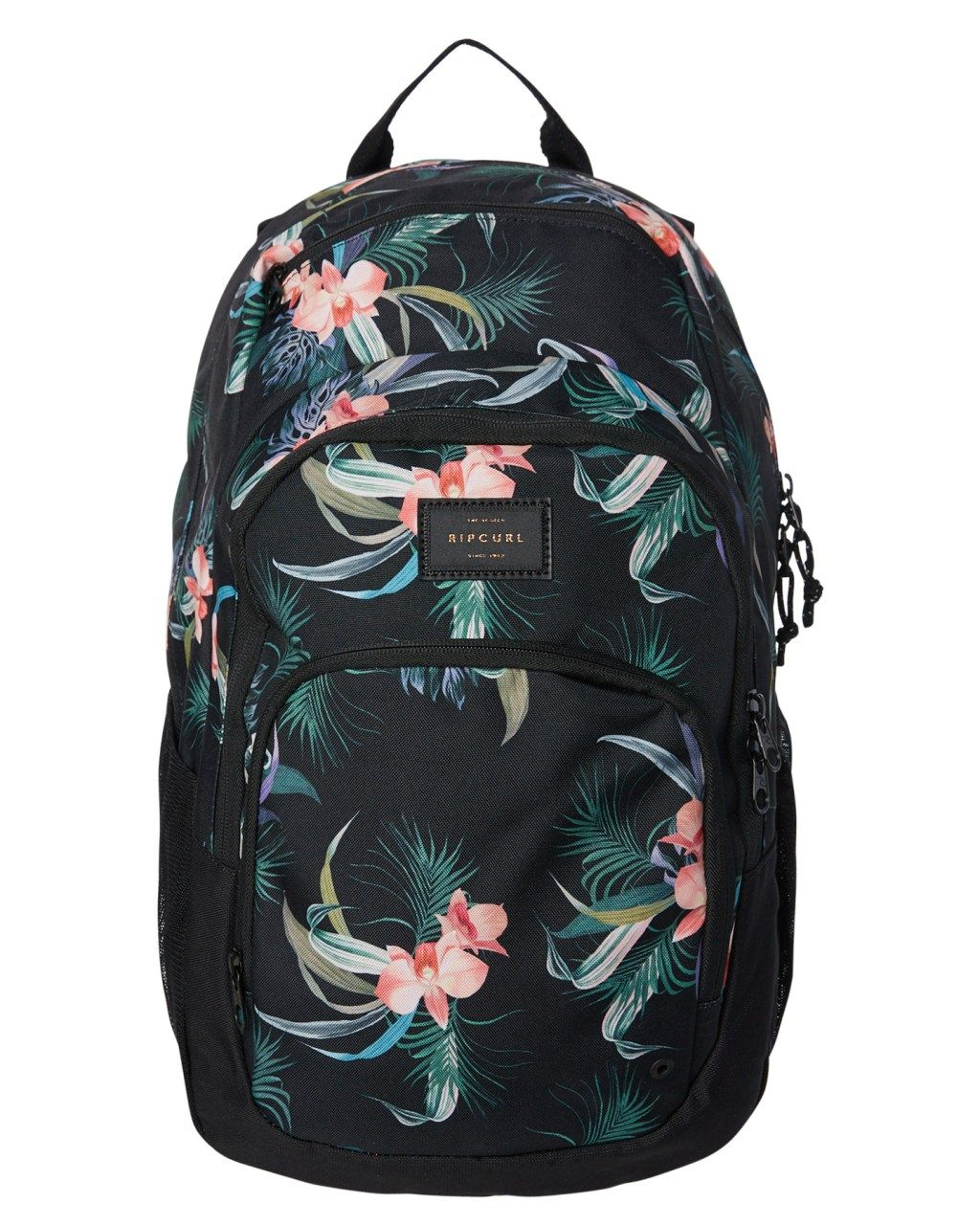 24a6f8f62466 Rip Curl Overtime Cloudbreak Backpack Black Womens leisure bags Size ...