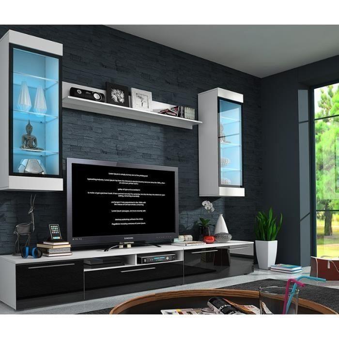 wwwcdiscount maison meubles-mobilier ensemble-meuble-bas-tv