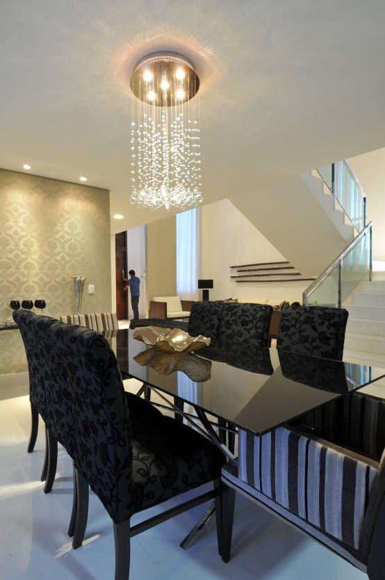 Iluminación de comedores - ¡10 ideas brillantes!   Dining Room ...
