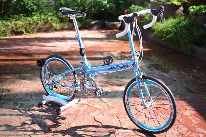 Bike Friday Bike Friday Bicycle Folding Bicycle