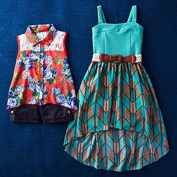 Take a look at the Little Miss Trendy: Girls' Apparel event on zulily today!