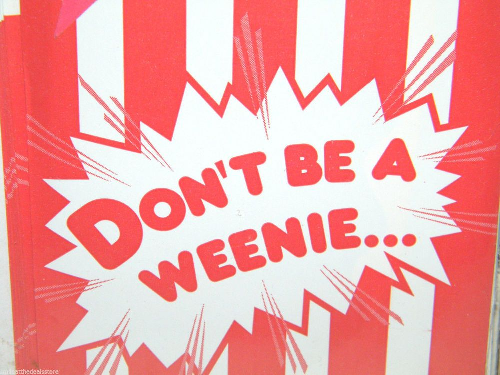 40 NEW SEALED HALLMARK DONT BE A WEENIE HOT DOG PARTY INVITATIONS – Hallmark Party Invitations