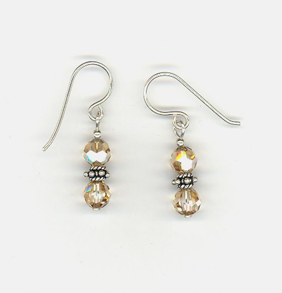 Photos Of Crystal Beads Earrings Google Search