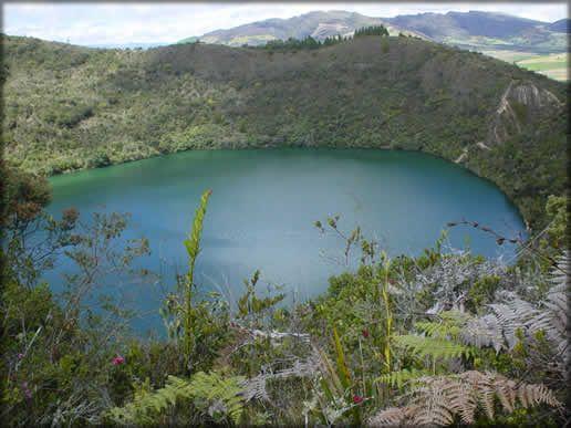 Guatavita Laguna - Colombia