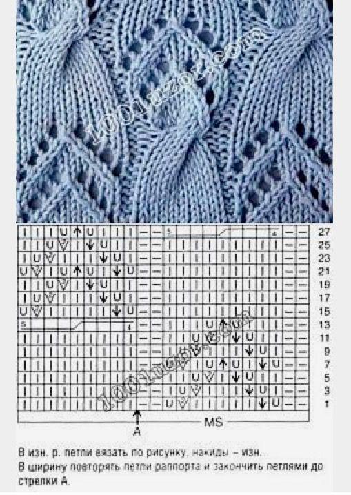 Pin de Nancy Pereira en Dos agujas | Pinterest | Puntos para tejer ...