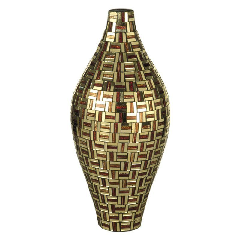 Dale Tiffany 15.75H in. Ravenna Vase - PG10276