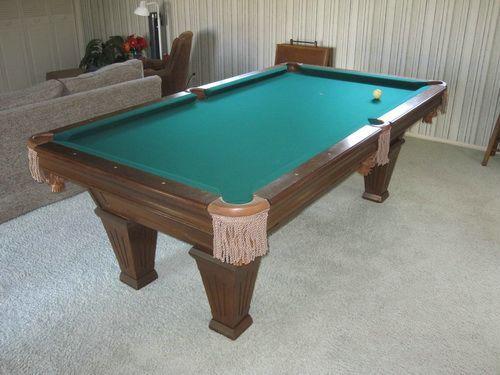 Brunswick Pool Table Models Pool Table Ideas Pinterest