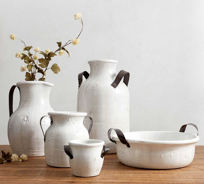 Marlowe Handcrafted Ceramic Vases