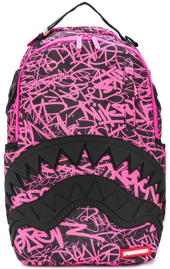 e29f356531 Sprayground scribble backpack Scribble