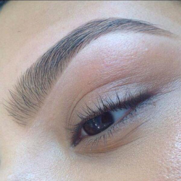 Perfect Eyebrow Skin Makeup Eyebrow Makeup Eyebrows On Fleek