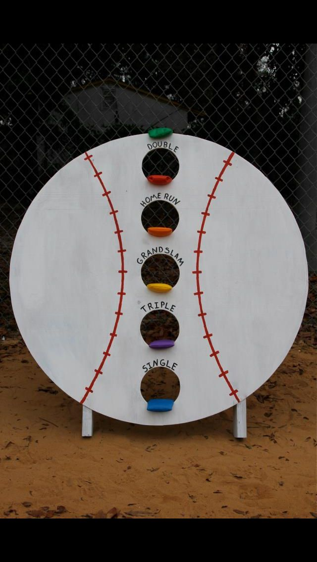 Bean Bag Toss Game The One With Balls Bats In 2019