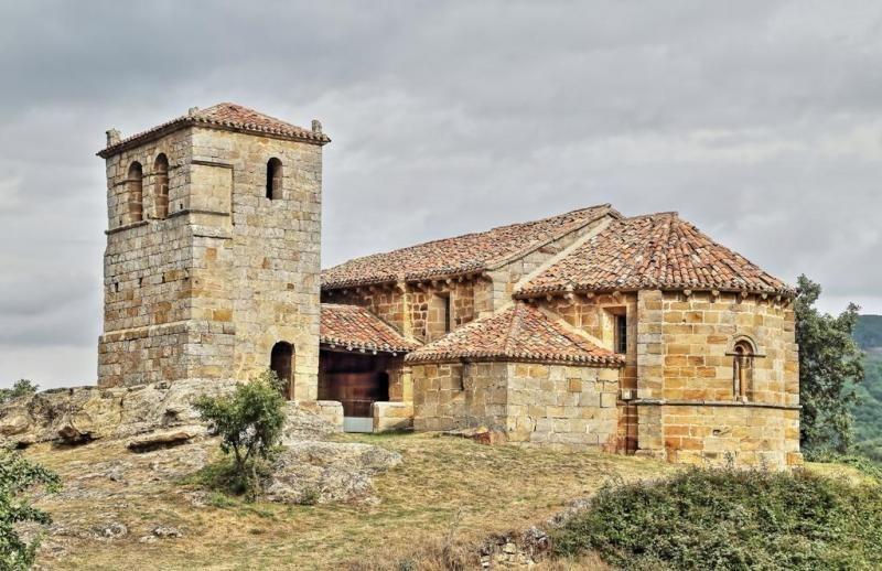 Castrillo de Valdelomar, Valderredible, Cantabria - Iglesia ...