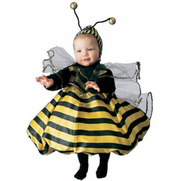 Infant Toddler Bumble Bee Halloween Costume (Size One Infant Toddler Bumble Bee Halloween Costume (Size Girls  sc 1 st  Pinterest & Toddler Bumble Bee Costume | Bumble bees Costumes and Babies