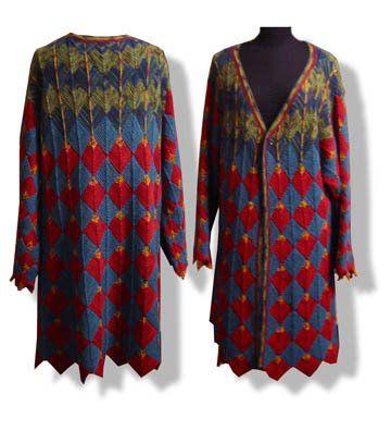 Modeknit Annie Modesitt | Knitting, Crochet, Freeform, Felt | Pinterest