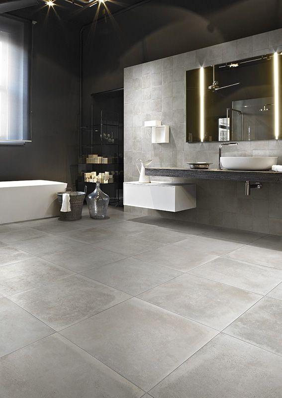 memory mood by panaria ceramica concrete effect. Black Bedroom Furniture Sets. Home Design Ideas