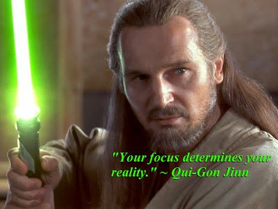 Star Wars Qui Gon Jinn Aka Liam Neeson Not Just The Most