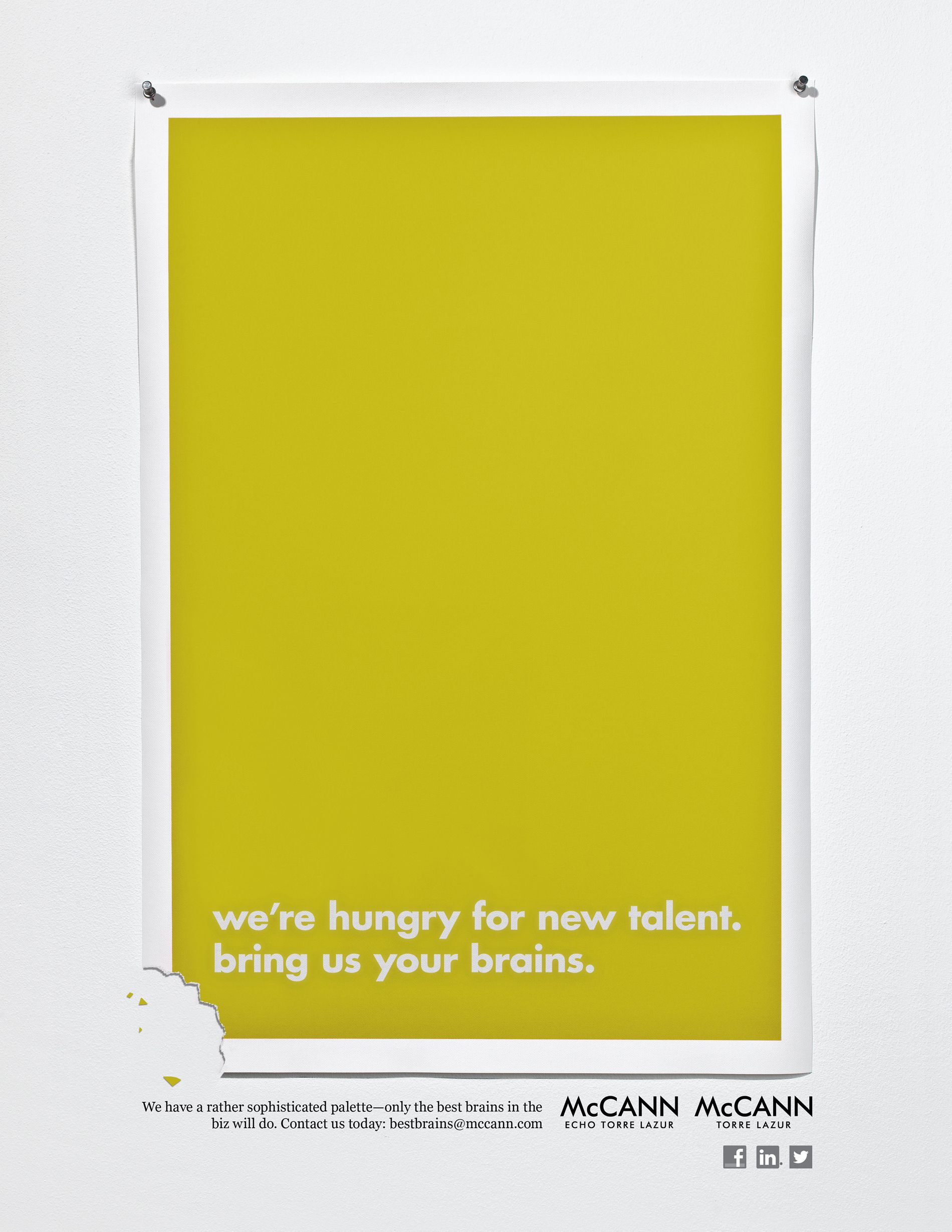 Creative Recruitment Advertising  GoogleSuche  Recruitment Ads