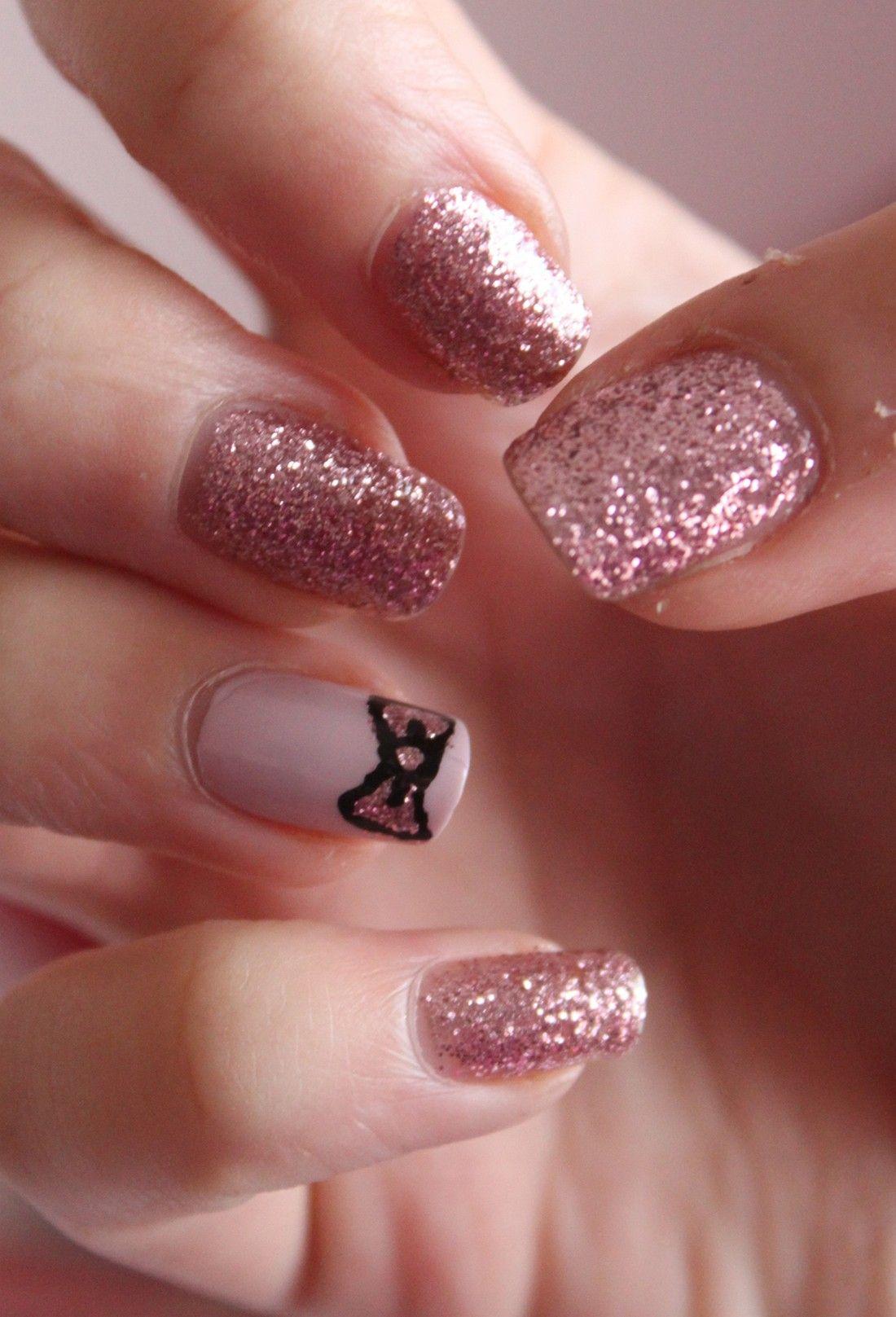 Pin by Eva David on nails | Pinterest | Short acrylics, Acrylic nail ...