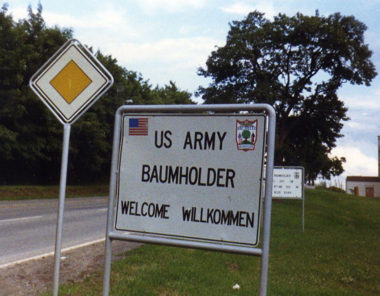 unternehmen in baumholder deutschland