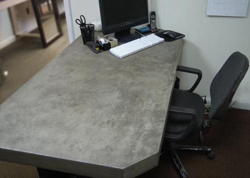 Concrete Tables Table Tops Trueform Custom Work
